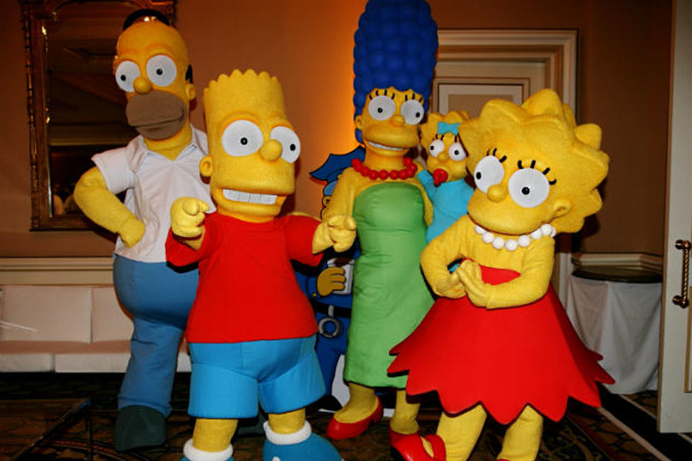 a project done by internet sleuth shows that the simpsons live in