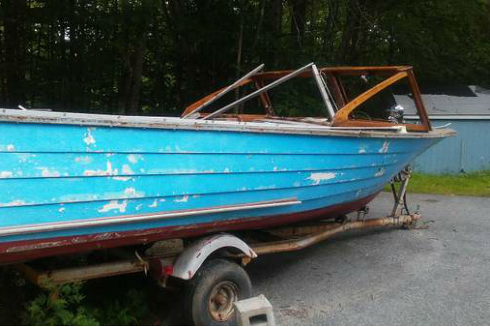 A Free Boat Is Listed On Maine S Craigslist Until Someone Just