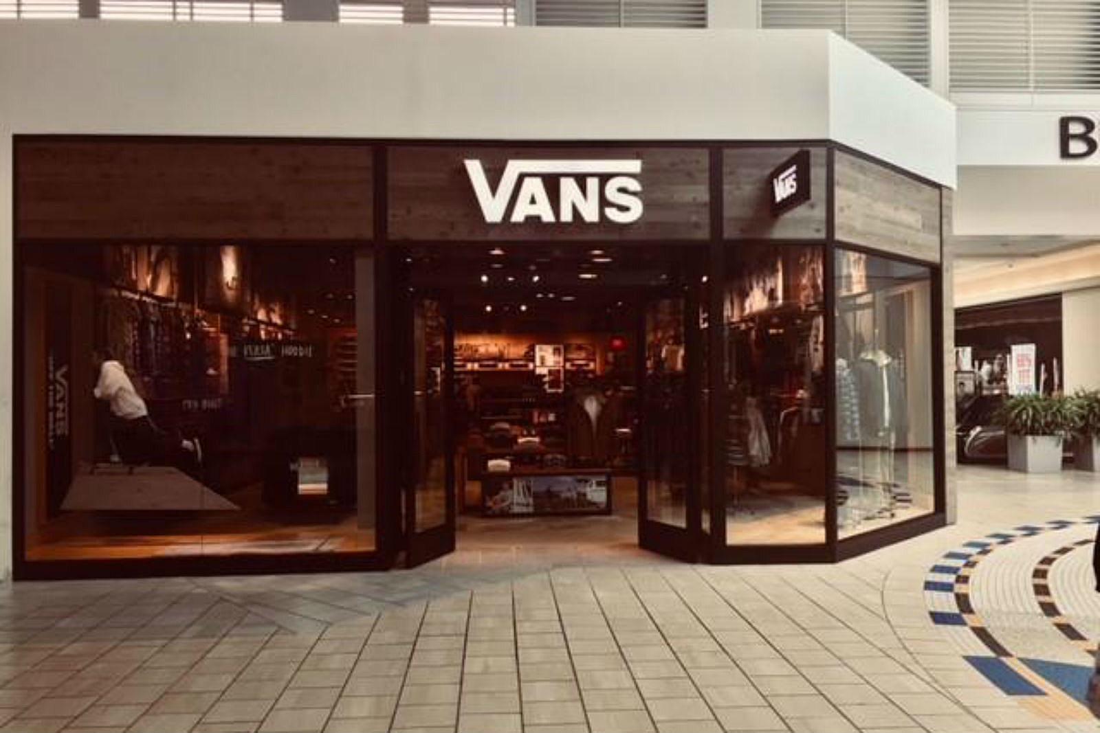 vans boutique officiel