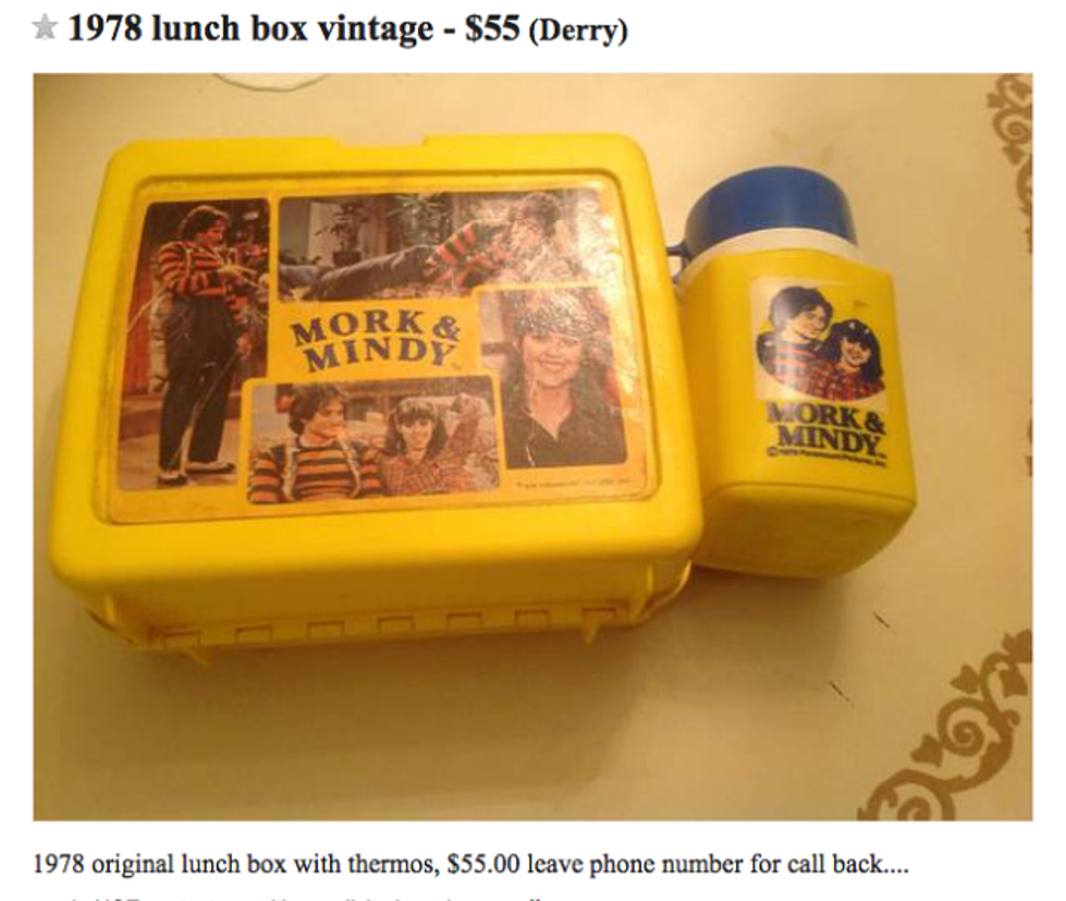 awesome lunch retro lunch boxes available on craigslist