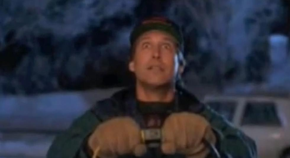 My Griswold Christmas Lights Experience