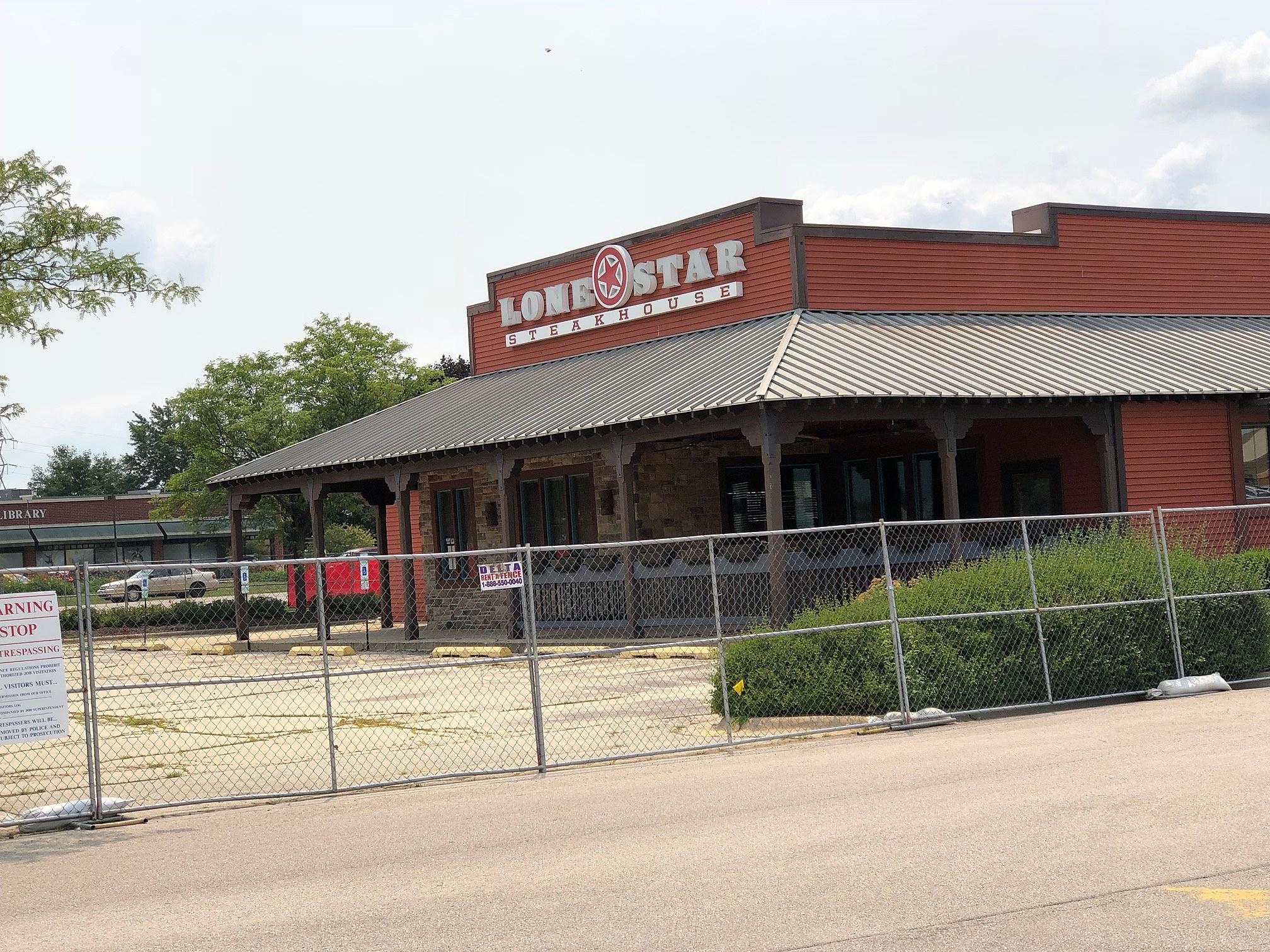 Vacant Rockford Lone Star Restaurant Mystery Solved