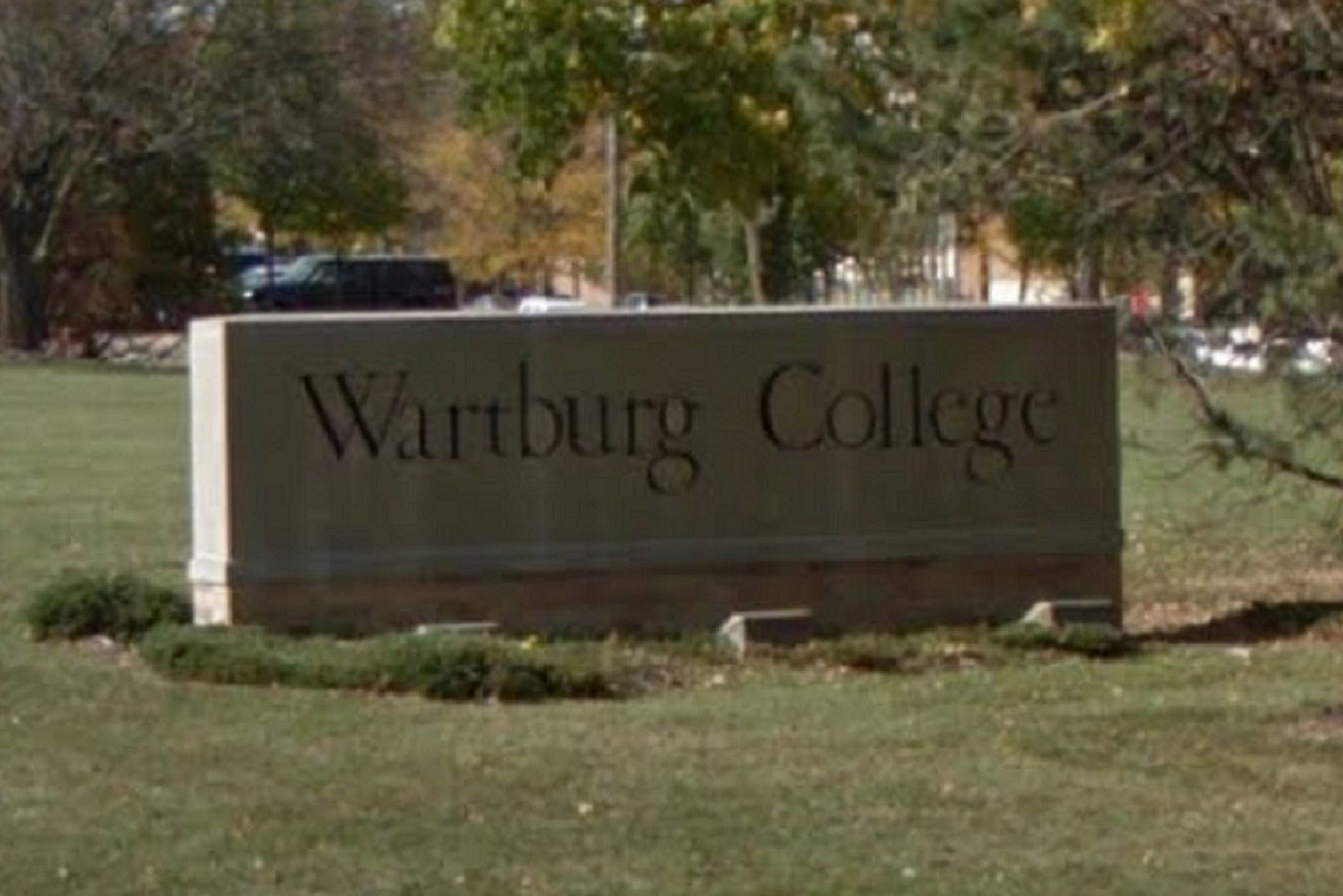 Wartburg College Campus Map.Wartburg College To Hold 166th Commencement Ceremony