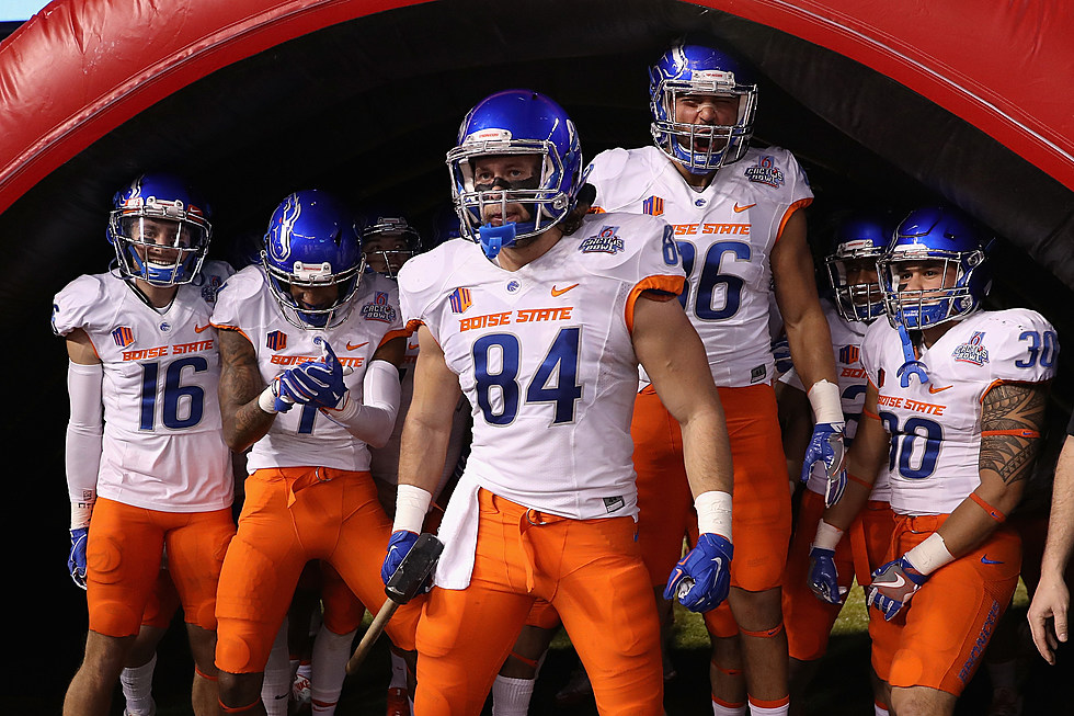 Boise State Football Slated For New Uniforms