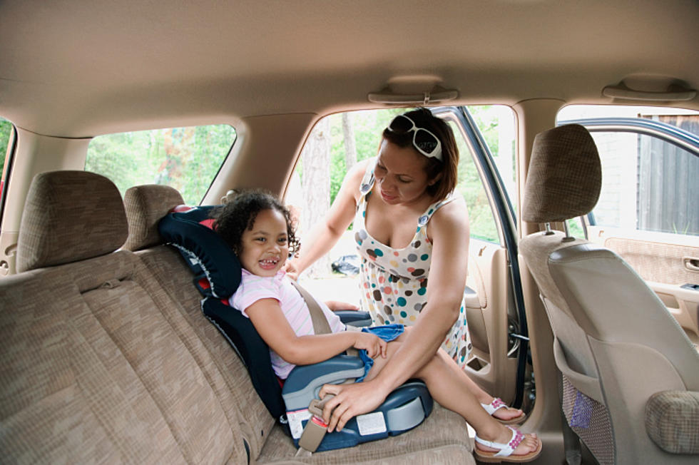 Ohio Township Fire Department Offering Free Car Seat Checks