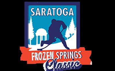 Saratoga Frozen Springs Classic Logo