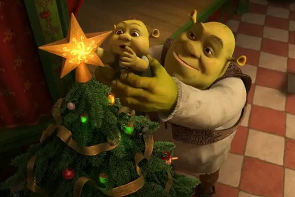 BEst Chriistmas movies - Shrek the Halls