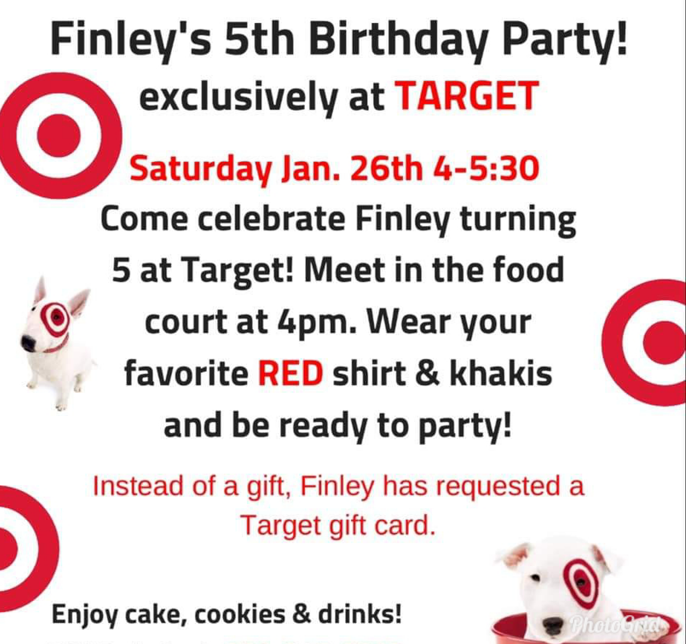 Owensboro Mom Hosts Real Life Target Store Birthday For Daughter