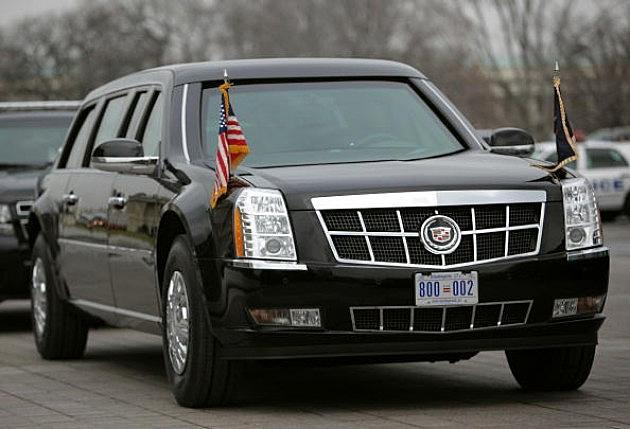 It S Official Name Is The Presidential State Car Secret Service Call Beast And I M Here To Tell You Lives Up That