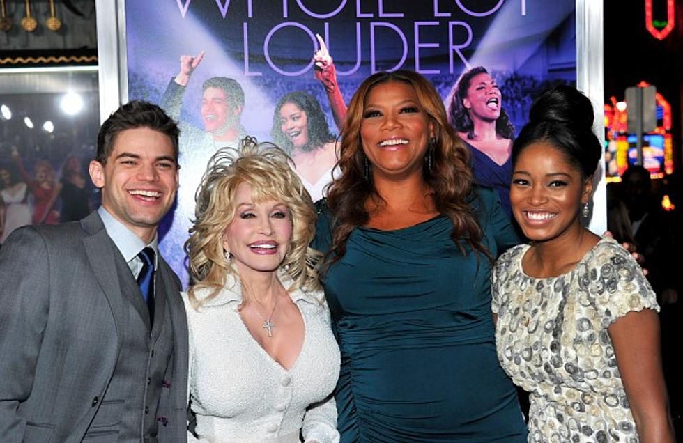 Dolly Partons New Movie Joyful Noise With Queen Latifah