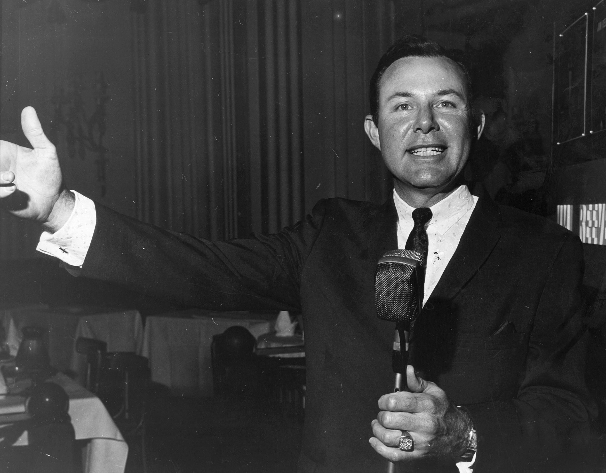 Top 10 Jim Reeves Songs – 49th Anniversary Of Jim Reeves\' Plane Crash