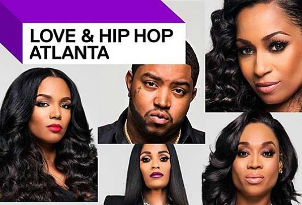 Think only! Love and hip hop atlanta sex tape something