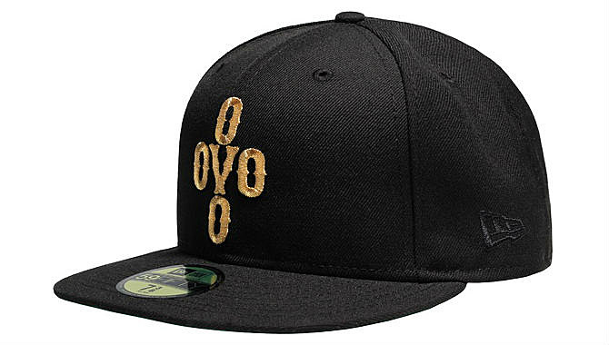 new product 92be7 c8d55 987f8 70cf4  sale ovo and new era team up on limited edition fitted cap  71f3f 9d159