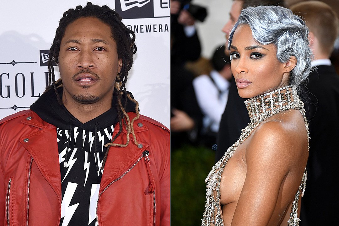 Are ciara and future dating each other