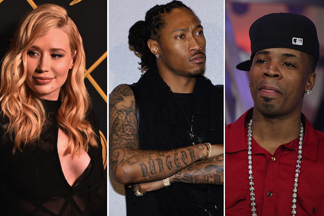 14 Rappers With Weird First Names Xxl