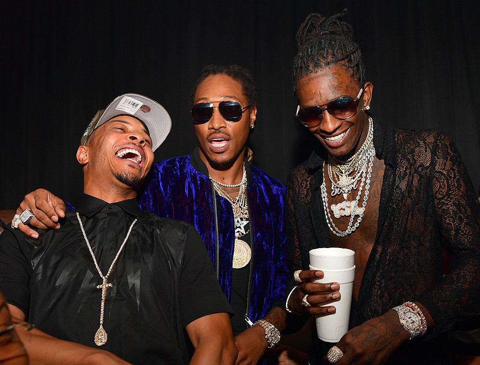 young thug birthday Future, T.I. and More Turn Up at Young Thug's Birthday Party   XXL young thug birthday