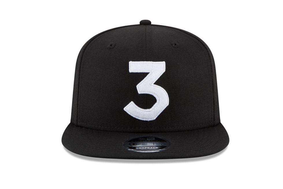 Chance The Rapper Releases Official New Era Chance 3 Caps - XXL d50ab1cc938