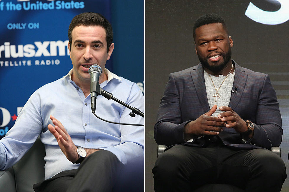 MSNBC's Ari Melber Quotes 60 Cent To Explain Why President Trump Is Impressive Quotes 50 Cent