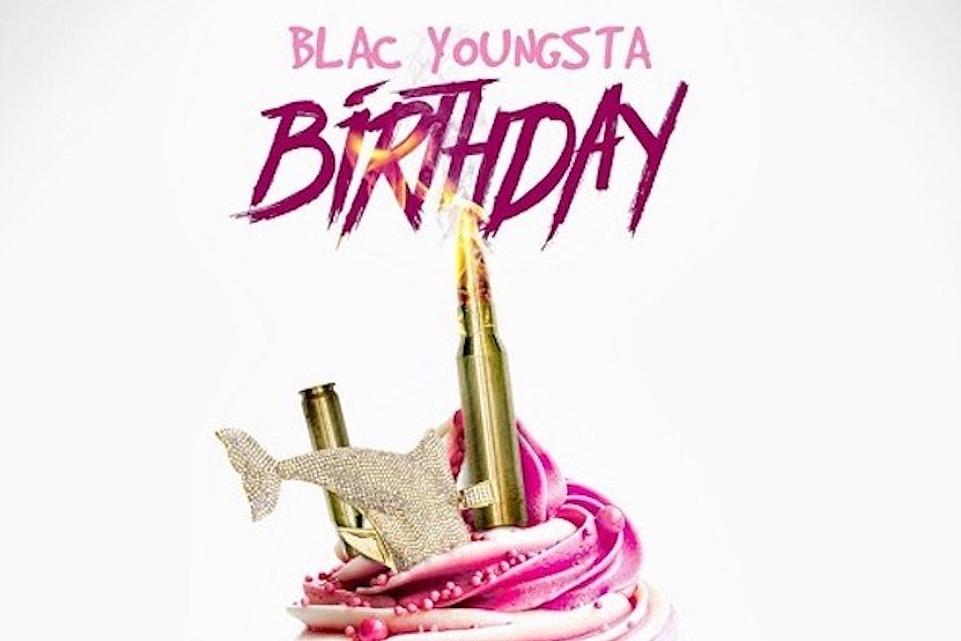 blac youngsta birthday Blac Youngsta Calls Out Young Dolph on New Song 'Birthday'   XXL blac youngsta birthday