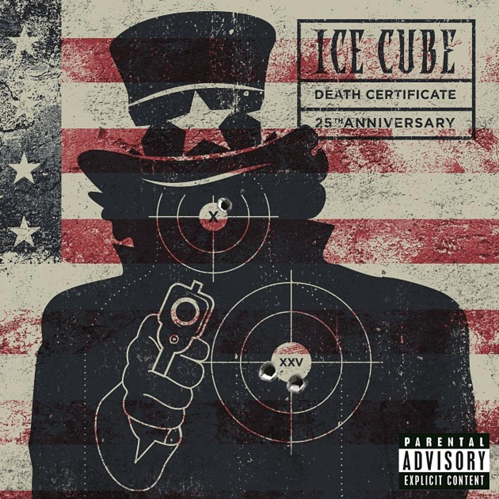 Ice Cube Releases 25th Anniversary Edition Of Death Certificate