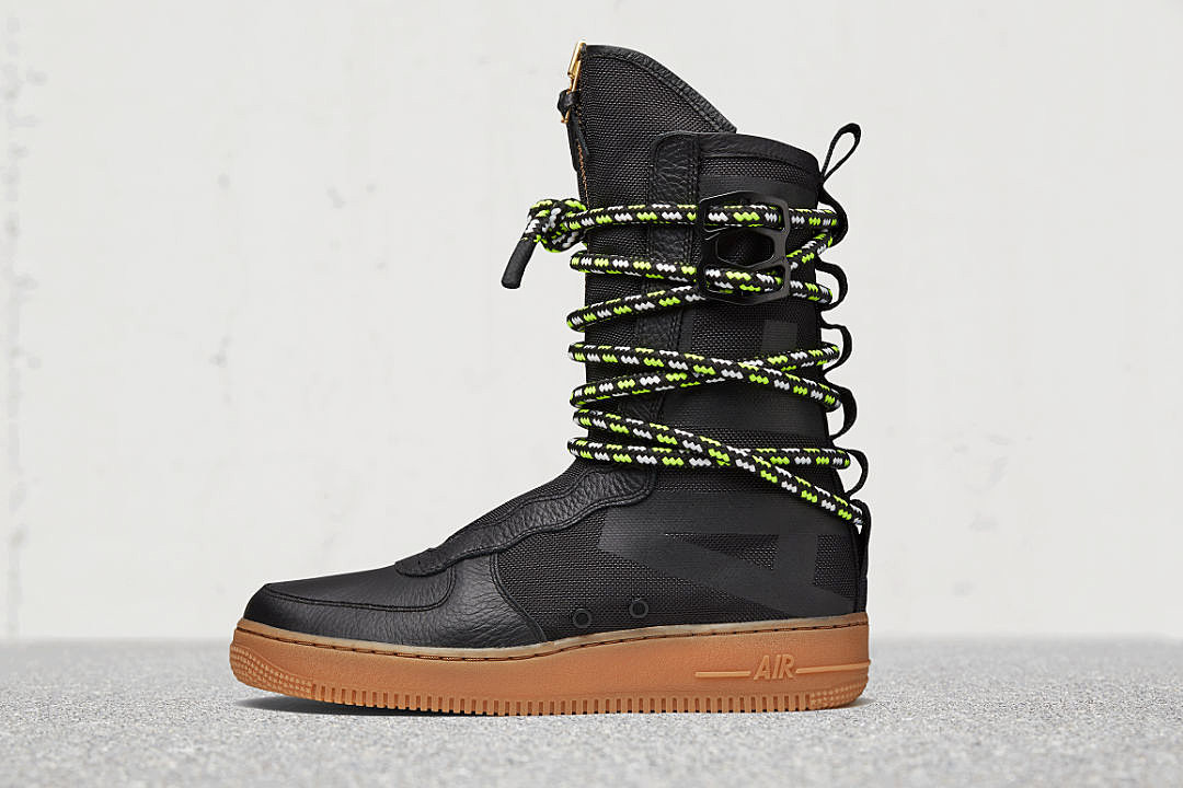 Air Nike Special Force The Xxl Unveils Field High 1 CqqrEIwOx