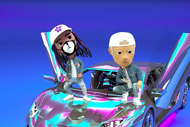 Starrah And Diplo Get Animated For Swerve Lyric Video Xxl