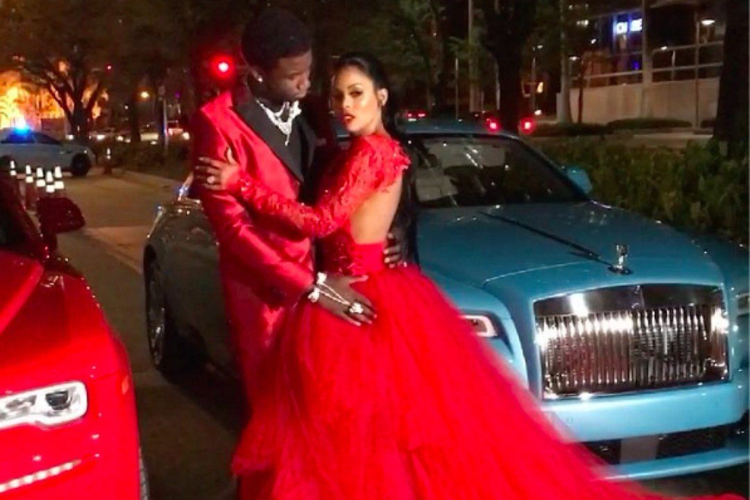 Gucci Mane Buys Matching Wraiths For Himself And His Fiancee Xxl
