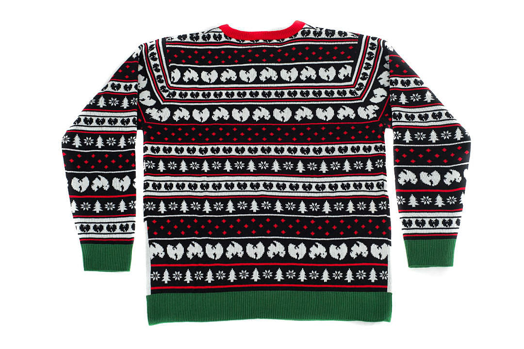 Method Man Releases Ugly Sweater for Christmas - XXL