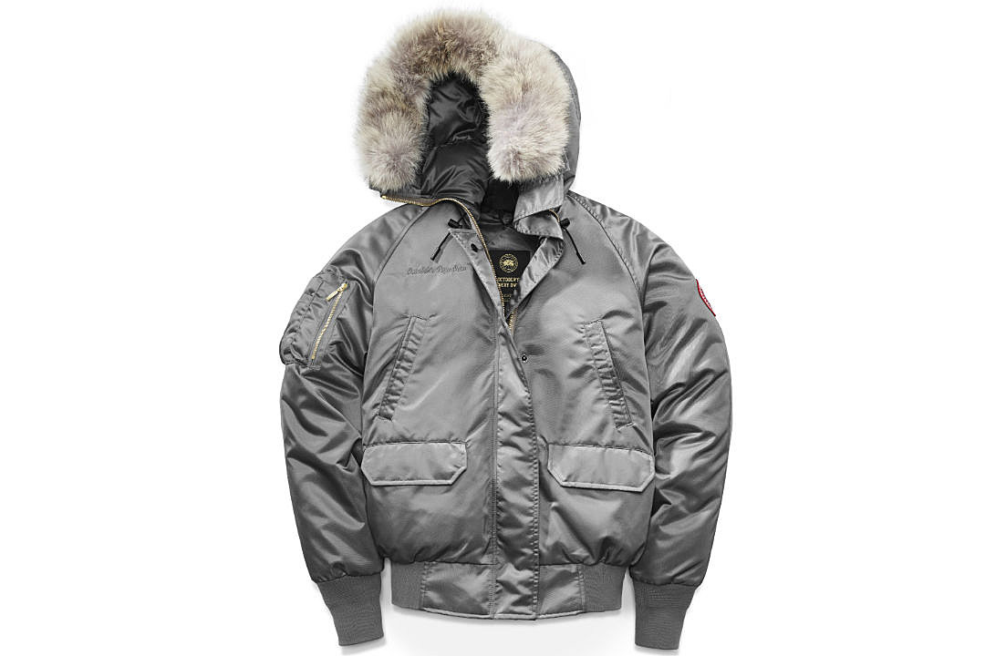 ovo and canada goose to release capsule collection xxl