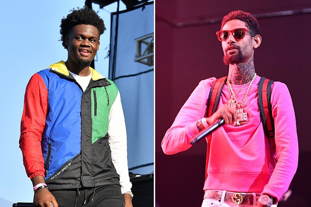 Listen To Ugly God And Pnb Rocks New Song Imma Dog Xxl