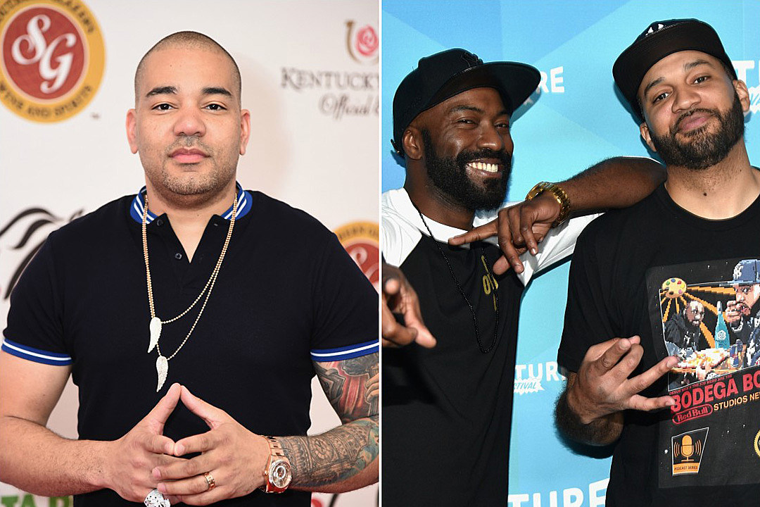 dj envy gets into heated argument with desus and mero xxl