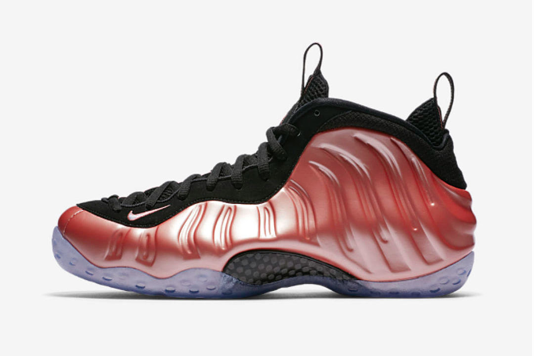 reputable site bc3ef 75a55 ... 50% off nike unleashes the rust pink air foamposite one 5f8de 9e289