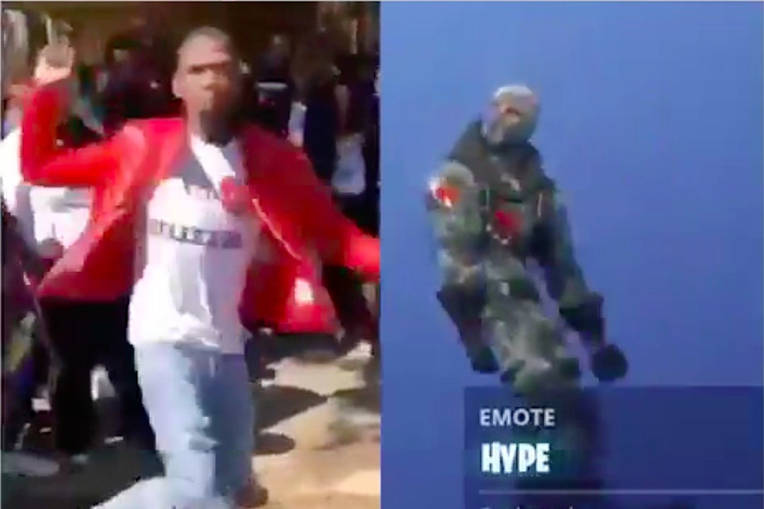 Blocboy Jb S Shoot Dance Is Now On Fortnite Xxl