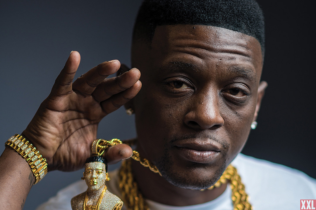 who is lil boosie dad