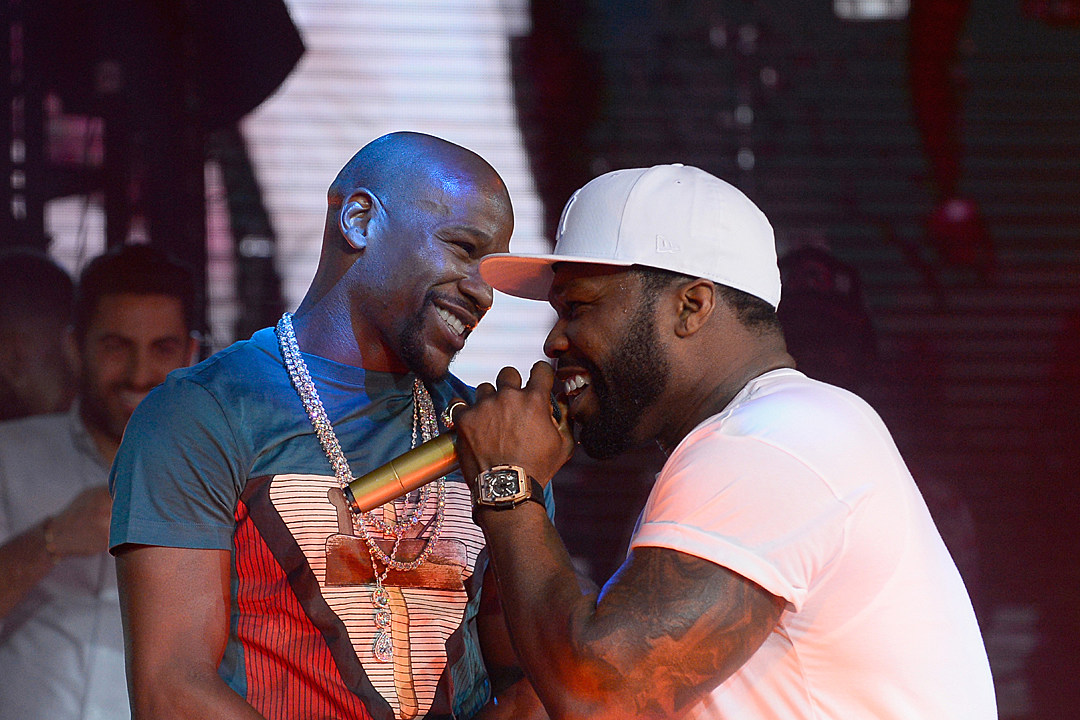 50 Cent And Floyd Mayweathers Beef Gets Worse In New Round Of Disses