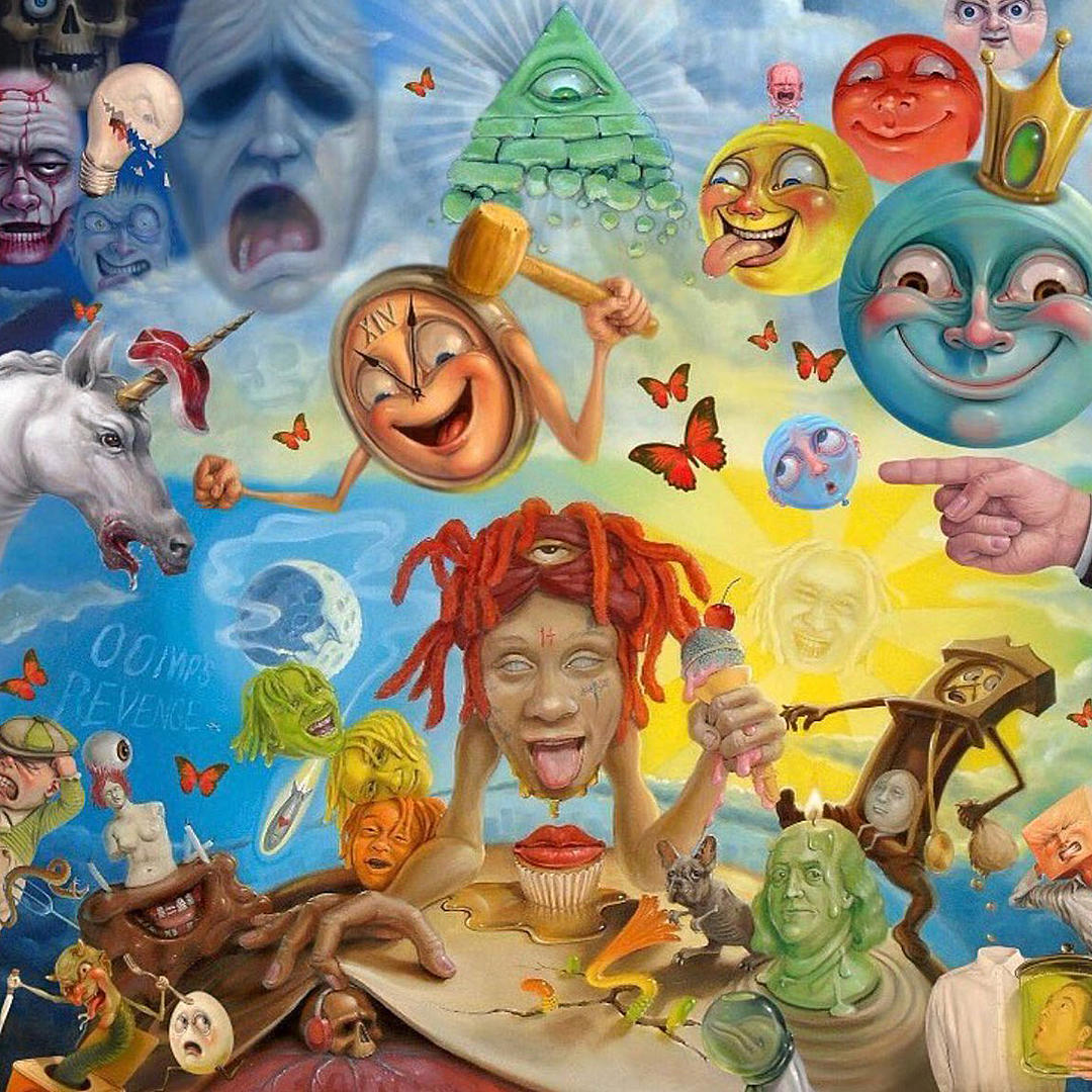 trippie redd unveils life s a trip album art and release date xxl