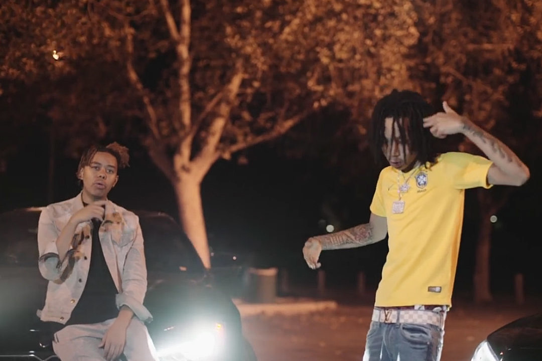 Ybn Nahmir And Ybn Cordae Turn Up In The Hood In Pain Away