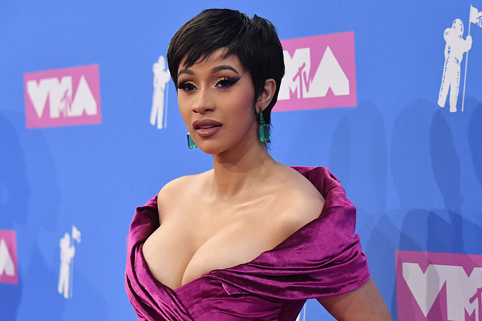Cardi B Shares First Photo Of Daughter Kulture