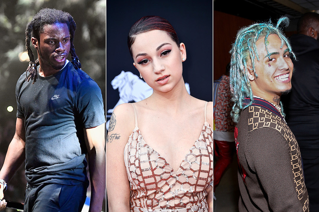 5 Rappers With Tattoos Inspired By Xxxtentacion Xxl