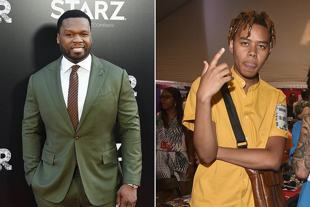 50 Cent Wants Ybn Cordae To See Him Before Signing A Record Deal