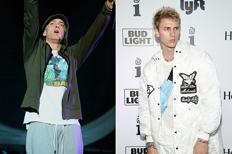 Here s a Timeline of Eminem and Machine Gun Kelly s Beef - XXL edc50f7ed29