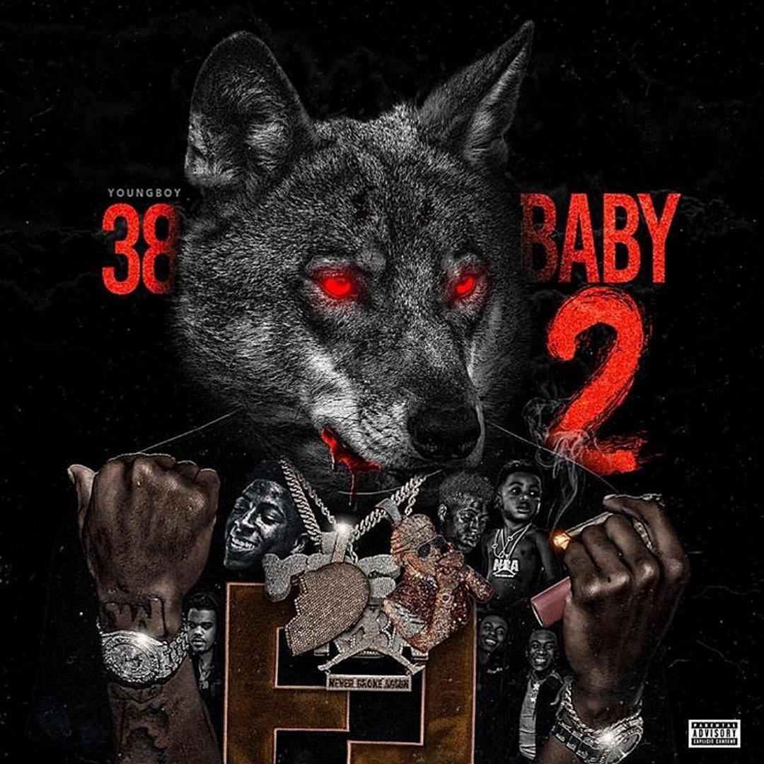 youngboy never broke again teases 38 baby 2 mixtape xxl