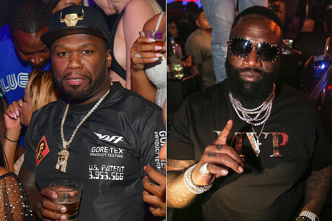 50 Cents In Da Club Lawsuit Against Rick Ross Gets Dismissed