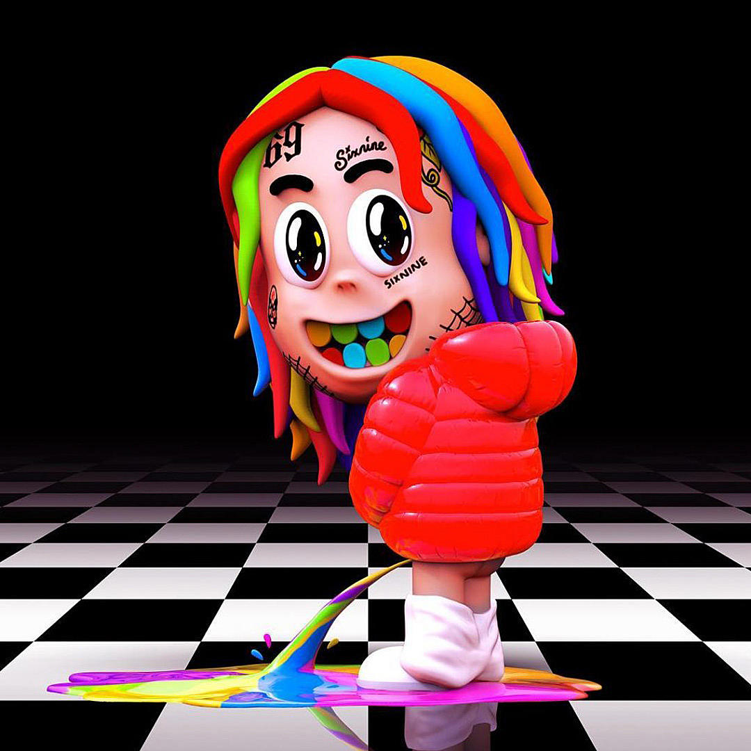 6ix9ine Unveils Release Date And Cover Art For New Project Xxl