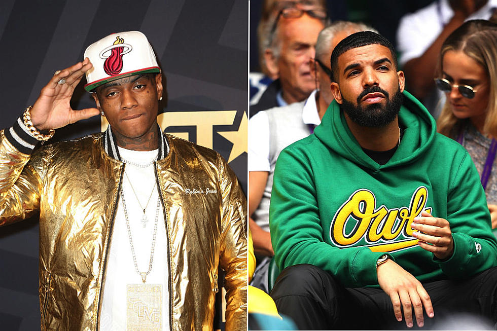 Did (Video) Did Soulja Boy Really Taught Drake How To Rap? Check Out This Reaction.