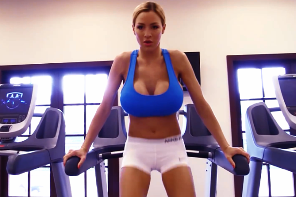 jordan carver yoga video