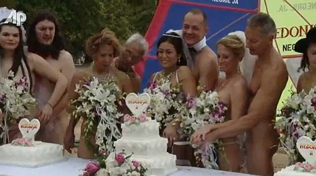 Jamaica nude wedding