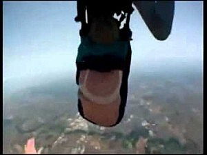 hqdefault55 300x225?w=980&q=75 skydiving goes wrong 80 year old woman almost falls out of