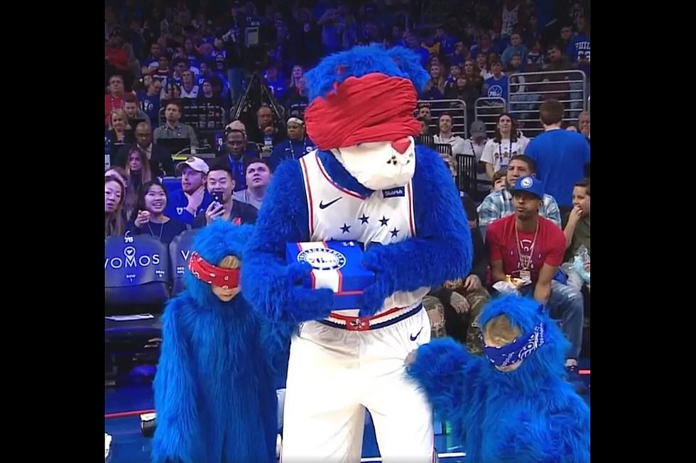 The Philadelphia 76ers Did Their Own Bird Box Parody