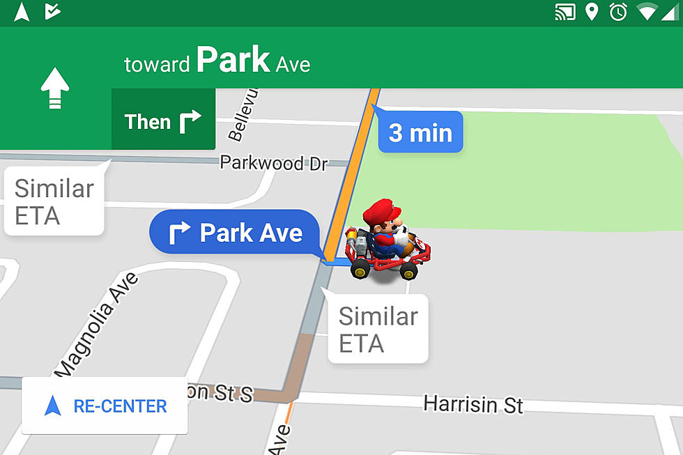 How To Make Super Mario Your Guide On Google Maps In Idaho